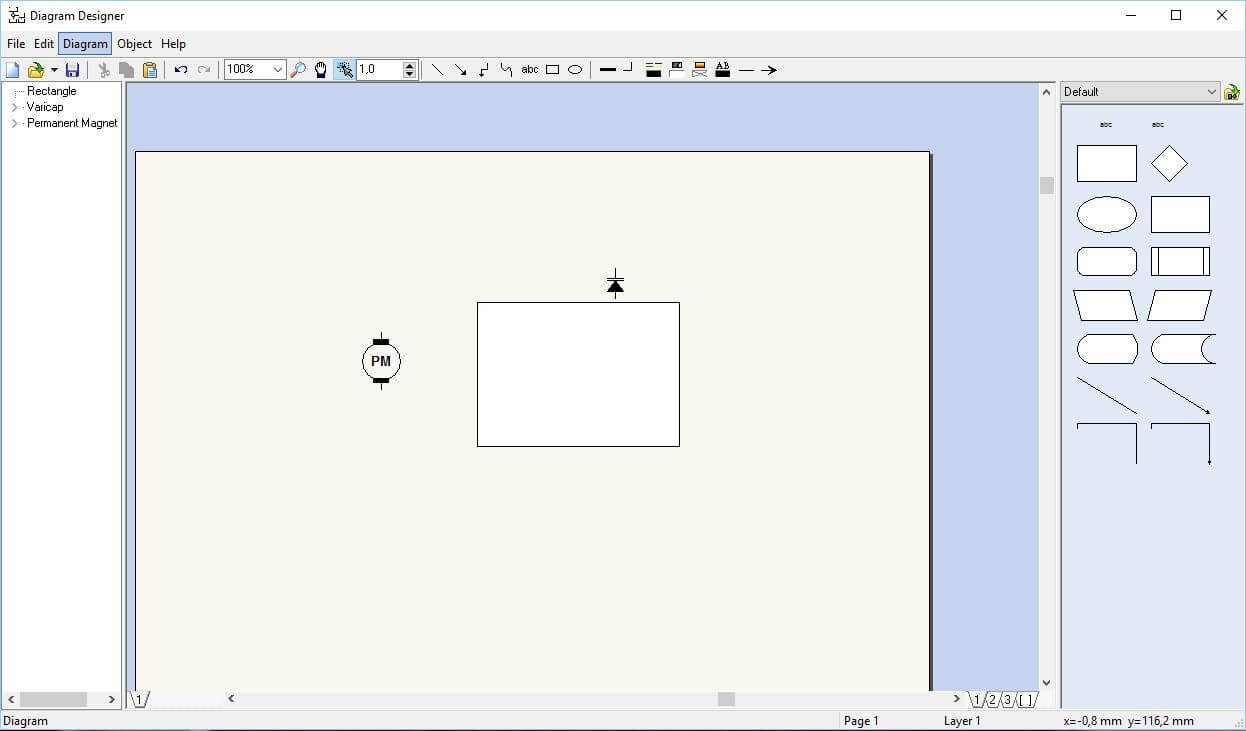 6 alternatives to microsoft visio 11 diagram designers user interface ccuart Gallery