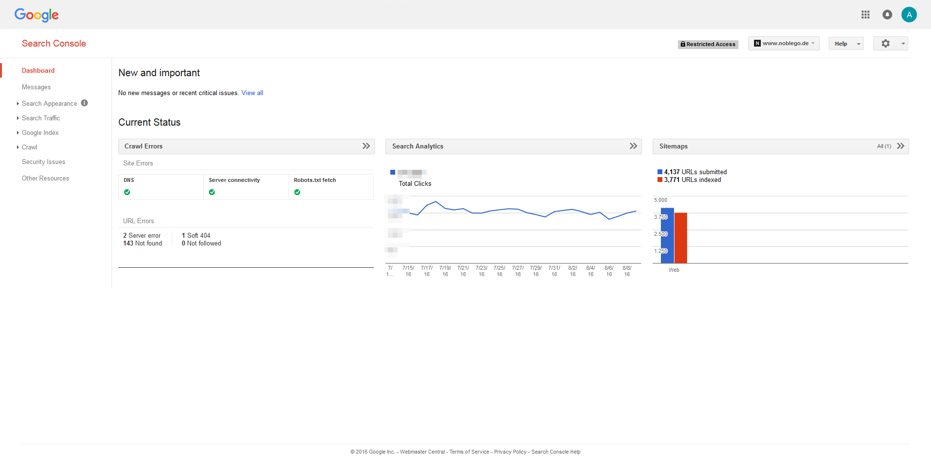 google search console things to know before you start 1 1