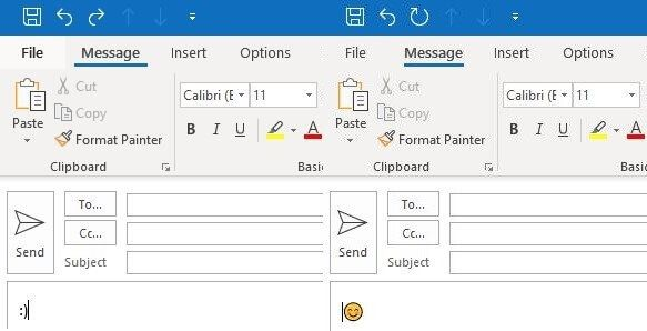 Outlook Emojis How To Add Smileys In Outlook Ionos